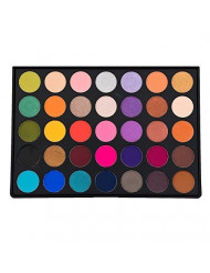 KARA Makeup Palette ES11 - 35 color California Eyeshadow