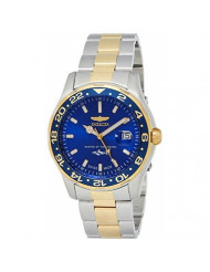 Invicta Men's Pro Diver Quartz Watch with Stainless-Steel Strap, Two Tone, 22 (Model: 25826)