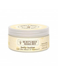 Mama Bee Belly Butter with Shea Butter & Vitamin E 6.5 Ounce (185 g) Cream