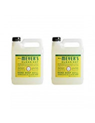 Mrs. Meyer's Clean Day Liquid Hand Soap Refill, Honeysuckle, 33 Ounce - (Pack of 2)
