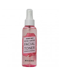 Rose Water Facial Toner Hydrate and Refresh by Trader Joe's (2 Bottles)