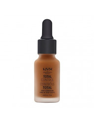 NYX PROFESSIONAL MAKEUP Total Control Drop Foundation, Sienna