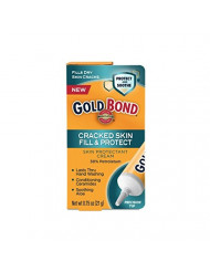 Gold Bond Medicated Cracked Skin Fill & Protect .75oz (Pack of 2)
