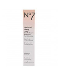 No7 Airbrush Away Tinted Skin Perfector Medium - 1.35oz Medium