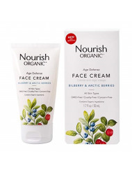 Nourish Organic Age Defence Face Cream, 1.7 Ounce