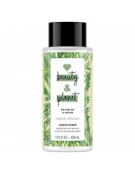 Love Beauty and Planet Radical Refresher Tea Tree Oil & Vetiver Tea Tree Conditioner, 13.5 oz
