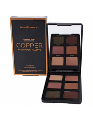 bareMinerals Gen Nude Copper Eyeshadow Palette, 0.18 Ounce