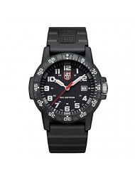 Luminox 0321 Leatherback SEA Turtle Giant Black Mens Watch