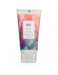 R+Co High Dive Moisture Plus Shine Creme for deep hydration and moisture, Creamy White 1.7 Fl Oz