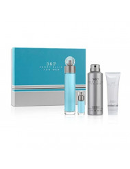 Perry Ellis Fragrances 360 for Men 4-piece Gift Set