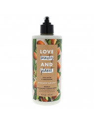 Love Beauty and Planet Conditioner for Unisex, Shea Butter and Sandalwood, 16 Ounce