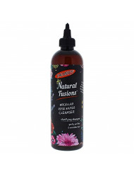 Palmer's Natural Fusions Micellar Rose Water Cleanser for Hair, Clarifying Shampoo, 12 fl. oz.