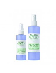 Mario Badescu Facial Spray With Aloe, Chamomile and Lavender Duo, Combo 1