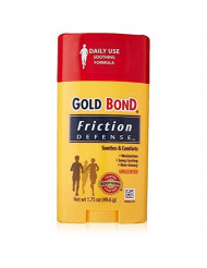 GOLD BOND Friction Defense Unscented, 1.75 Oz (2 Pack)
