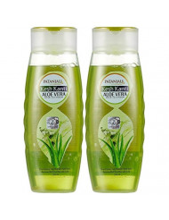 Patanjali Kesh Kanti Shampoo, Aloe Vera, 200ml Pack of 2