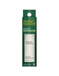 Desert Essence Herbal Blemish Touch Stick with Natural Extracts & Essential Oils - .31 Fl Ounce - Antiseptic Tea Tree Oil - Chamomile - Lavender - Palmarosa - Clear & Radiant Skin