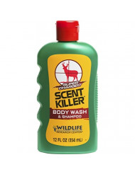 Wildlife Research 540-12 Scent Killer Body Wash, Yellow