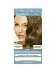Tints of Nature Conditioning Permanent Hair Color, Natural Dark Blonde 6N, 4.4 fl oz