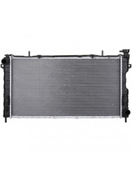 Spectra Premium CU2311 Complete Radiator for Chrysler and Dodge