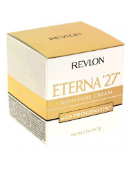 Revlon Eterna '27' Moisture Cream with Progenitin, 2 Ounce (Pack of 2)