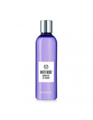 The Body Shop White Musk Sumptuous Silk Shower Gel, Regular, 8.4-Fluid Ounce (Packaging May Vary)