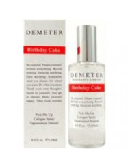 Birthday Cake By Demeter For Women. Pick-me Up Cologne Spray 4.0 Oz