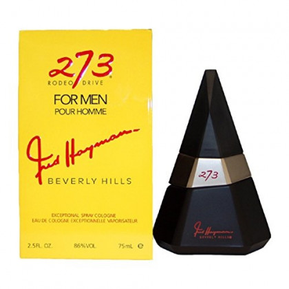 273 By Fred Hayman For Men. Cologne Spray 2.5 Oz