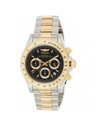Invicta Men's 7028 Signature Collection Speedway Two-Tone Chronograph Watch