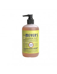 Mrs. Meyer's Clean Day Liquid Hand Soap, Lemon Verbena, 12.5 Fl Oz (Pack of 1)