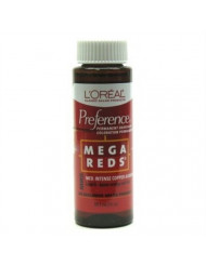 Mega Reds MR5 Medium Intense Copper Auburn Permanent Hair Color