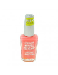 Wet N Wild Nail Color: Blazed #437F