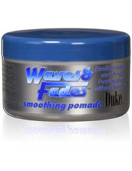 Duke Waves & Fades Smoothing Pomade   Excellent Holding Smoothing & Forming Power Without Heaviness, 3.5 Oz