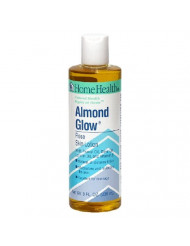 Home Health Almond Glow Skin Lotion, Rose, 8-Ounces (Pack of 3)