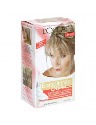L'Oreal Excellence Triple Protection Color Creme, Light Ash Blonde/Cooler 9A (Pack of 3)