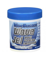 Wavebuilder Liquid Wavebuilder Wave Jel Smoother, 3 Oz