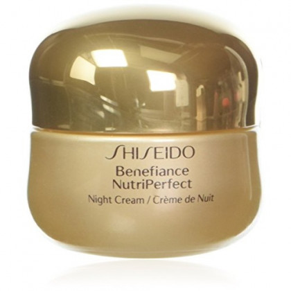 Shiseido/Benefiance Nutri Perfect Night Cream 1.7 Oz (50 Ml)