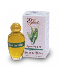 Holy Land Market Lily of The Valley Flower Anointing Oil - Scent of Jerusalem (.32 fl. oz.)