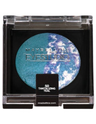 Maybelline New York Eye Studio Color Pearls Marbleized Eyeshadow, Tantalizing Teal 50, 0.09 Ounce