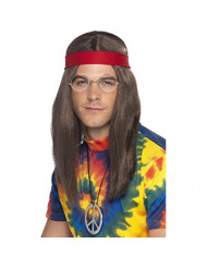 Smiffys Hippie Man Kit