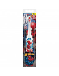 Arm & Hammer Kid's Spinbrush Spiderman Powered Toothbrush, 1 Count