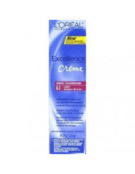 L'Oreal Excellence Creme Color # 6.3 Light Golden Brown 1.74 oz. (Case of 6) by L'Oreal Paris