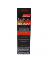 L'Oreal Excellence HiColor Intense Red 1.74 oz. Tube (Case of 6) by L'Oreal Paris