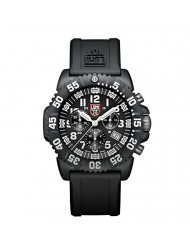 Luminox Navy Seal Quartz Movement Black Dial Men's Watch XS.3081