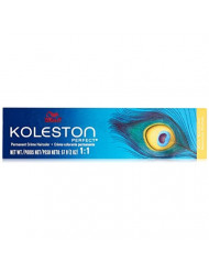 Wella Koleston Perfect Permanent Creme Haircolor 1: 7/1 Medium Ash Blonde, 0.3 Oz (Packaging may vary)
