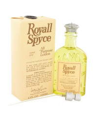 ROYALL SPYCE by Royall Fragrances All Purpose Lotion/Cologne 4 oz