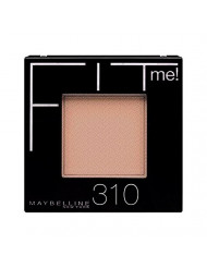 Maybelline New York Fit Me! Powder, 310 Sun Beige, 0.3 Ounce
