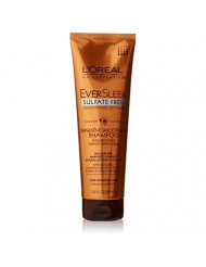 L'Oreal Paris EverSleek Sulfate-Free Smoothing System Reparative Smoothing Shampoo, Sunflower, 8.5 fl. Oz.-Packing May Vary