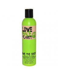 TIGI Love Peace and The Planet Save The Earth Straightener and Defrizzer, 8.45 Ounce