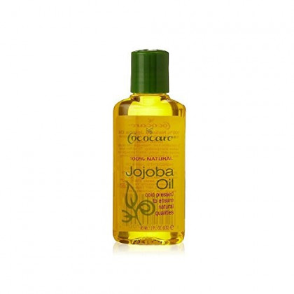 Cococare All Natural 100% Jojoba Oil, 2 Ounce (Pack of 2)