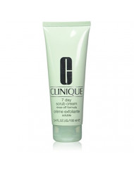 7 Day Scrub Cream Rinse Off Formula 100ml ; Premium Price to US - But Rec. Price - Clinique - Cleanser - 100ml/3.4oz